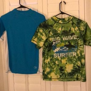 Other - 2 Op water shirts